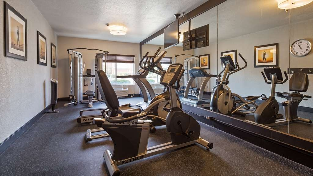 Best Western Celina - Fitness Center