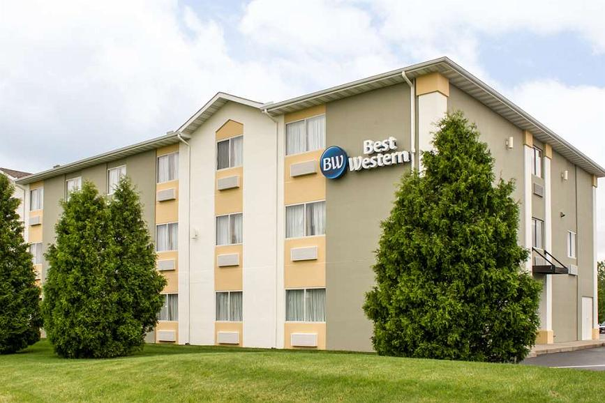 Best Western Toledo South Maumee - Area esterna