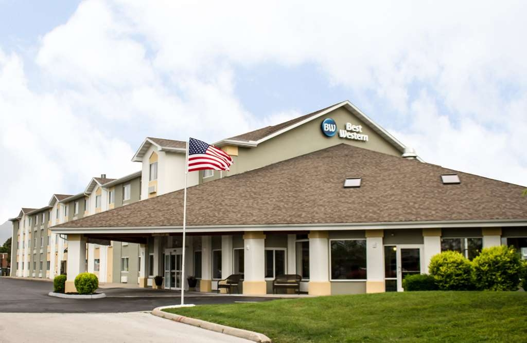 Best Western Toledo South Maumee - Entrance/Exterior View