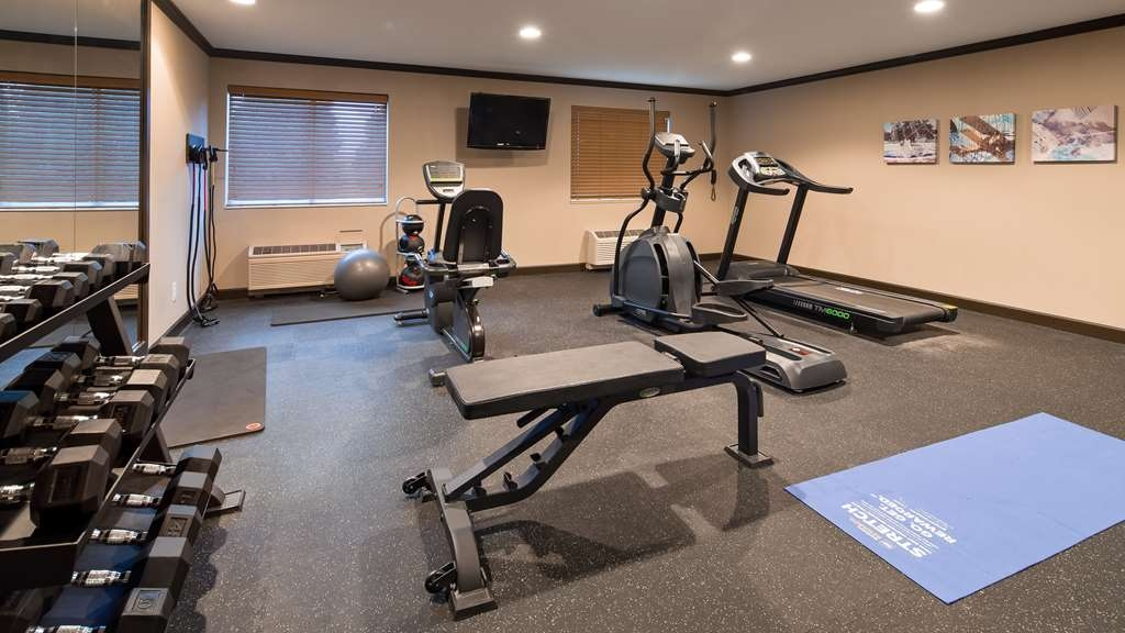 Best Western Toledo South Maumee - Fitnessstudio