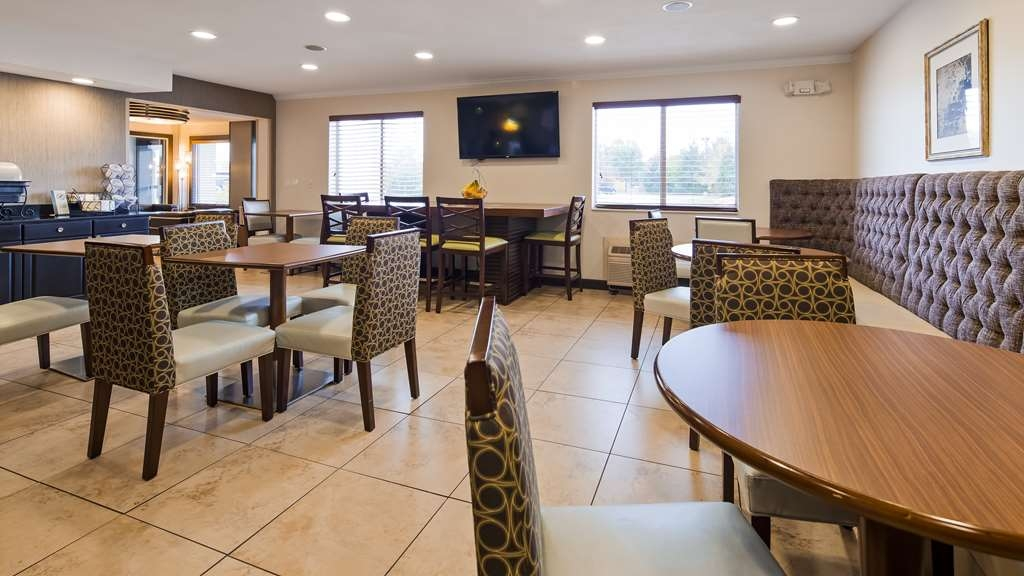 Best Western Toledo South Maumee - Restaurant / Gastronomie