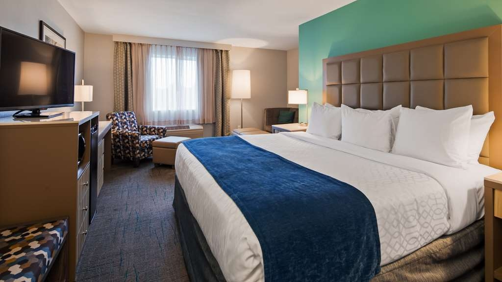 Best Western Toledo South Maumee - Guest Room