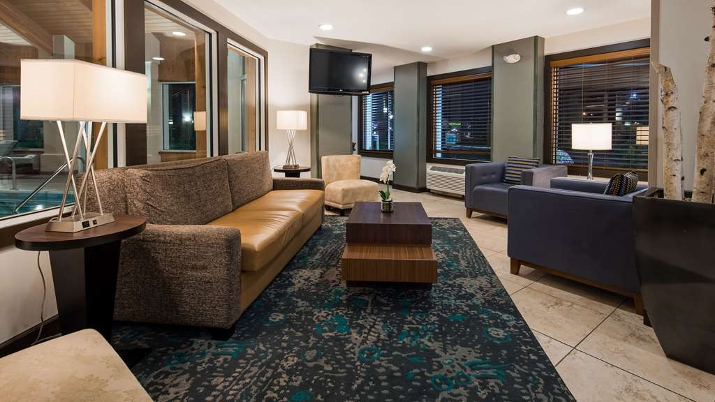 Best Western Toledo South Maumee - Lobbyansicht