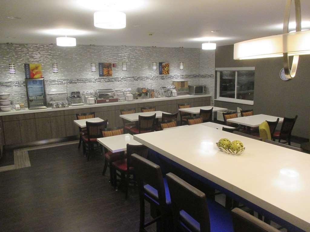 Best Western Hilliard Inn & Suites - Le petit déjeuner buffet