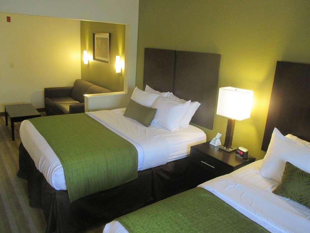 Best Western Hilliard Inn & Suites - Double Queen Guest Room