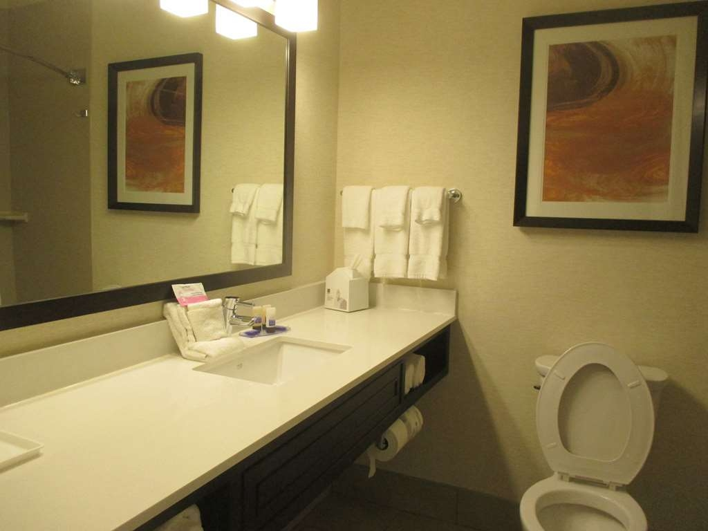 Best Western Hilliard Inn & Suites - Bagno