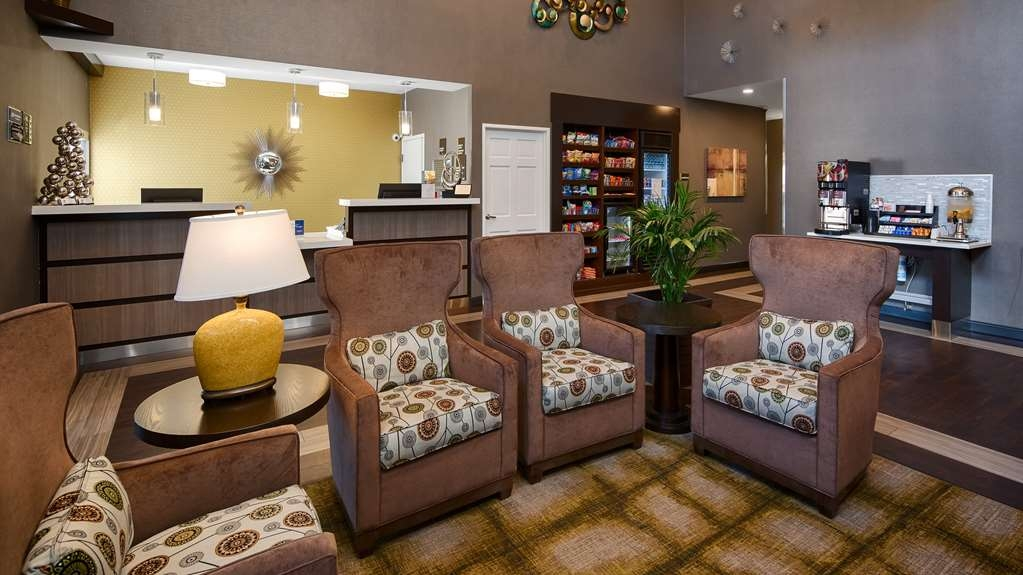 Best Western Hilliard Inn & Suites - Hall