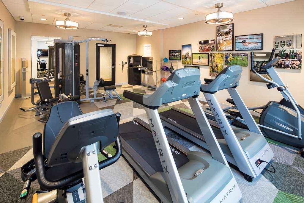Best Western Plus Franciscan Square Inn and Suites Steubenville - Fitness Center