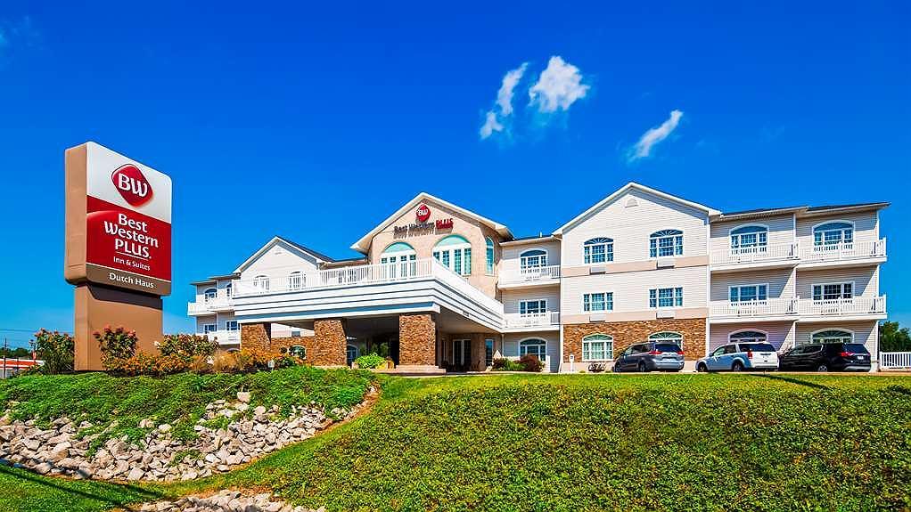 Best Western Plus Dutch Haus Inn and Suites - Area esterna