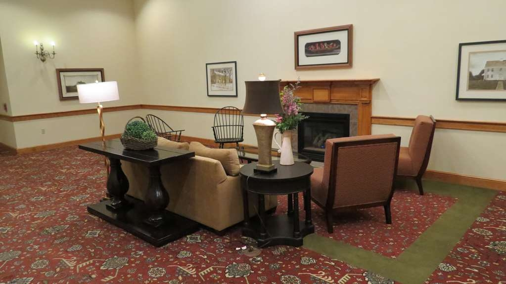 Best Western Plus Dutch Haus Inn and Suites - Besprechungszimmer