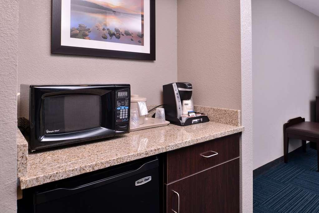 Best Western St. Clairsville Inn & Suites - Zimmer Annehmlichkeiten