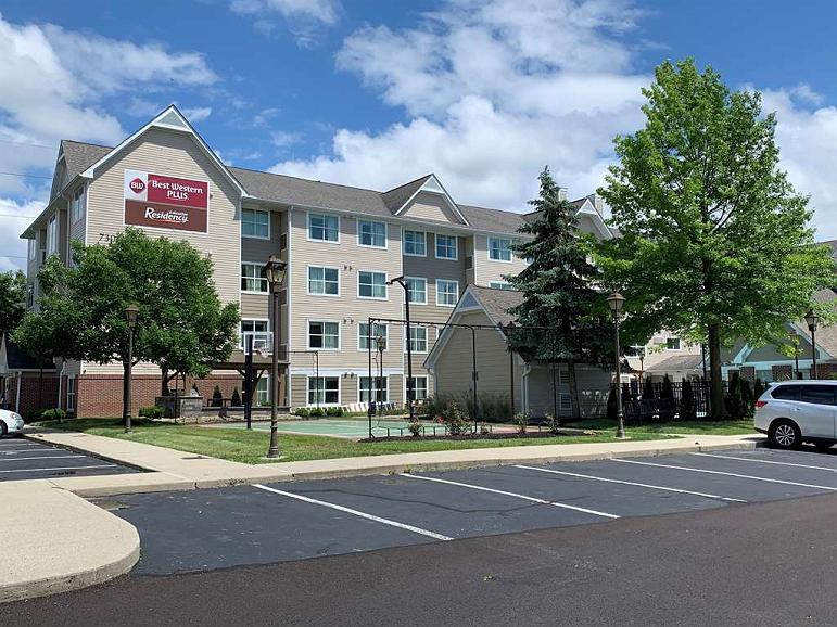 Best Western Plus Executive Residency Columbus/Worthington - Vista exterior