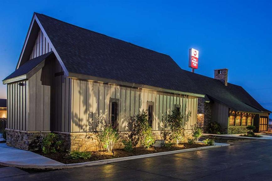 Hotel en Weatherford   Best Western Plus Weatherford