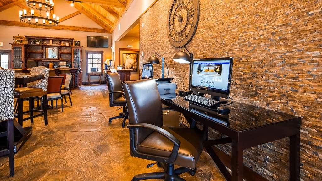 Best Western Plus Weatherford - centro de negocios-característica