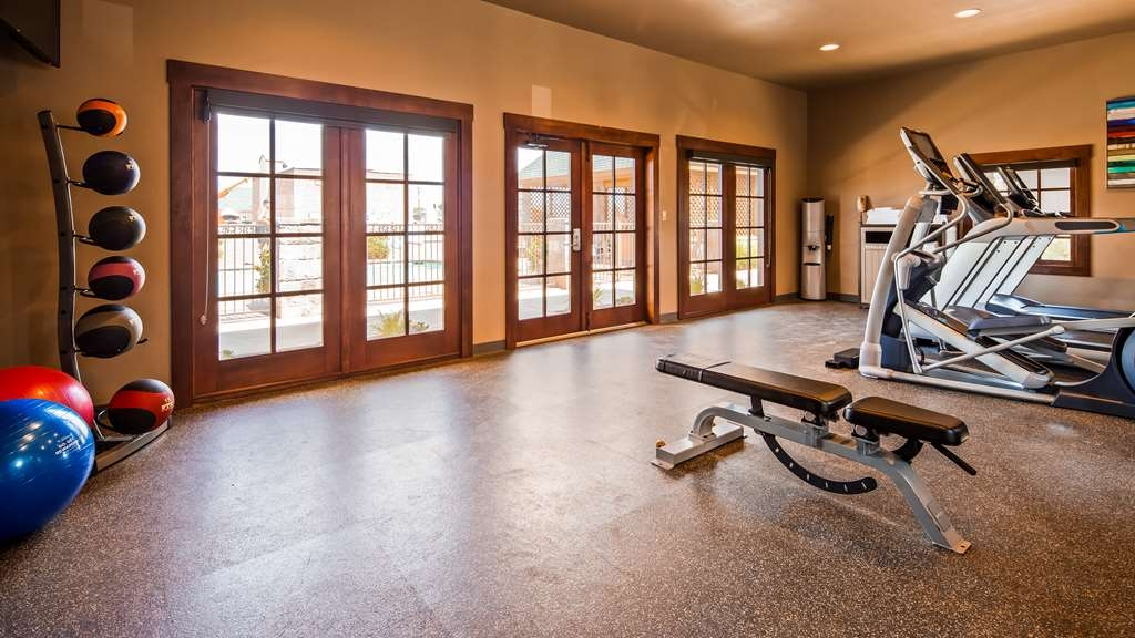 Best Western Plus Weatherford - Fitness Center
