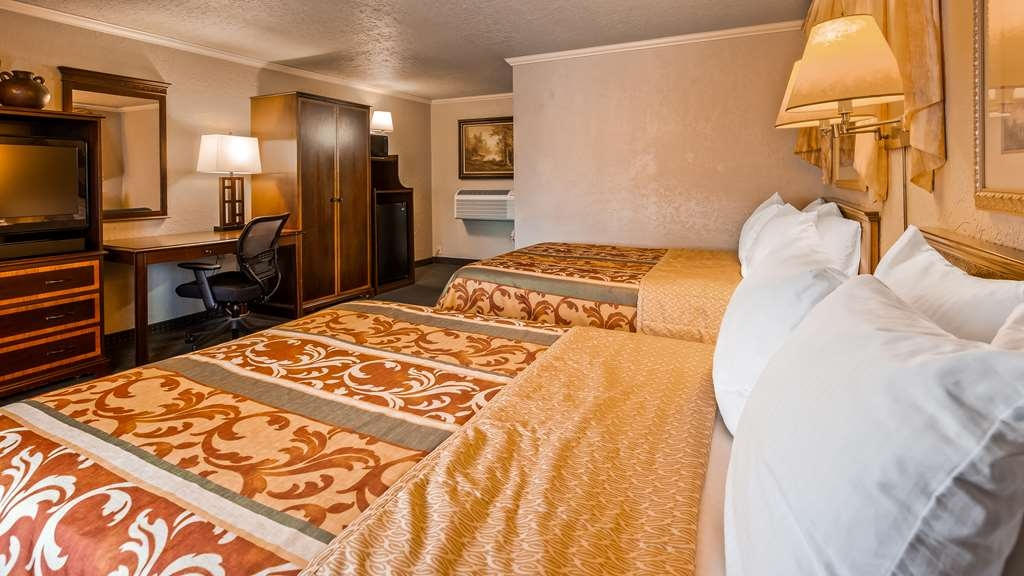 Best Western Plus Weatherford - Guest Room