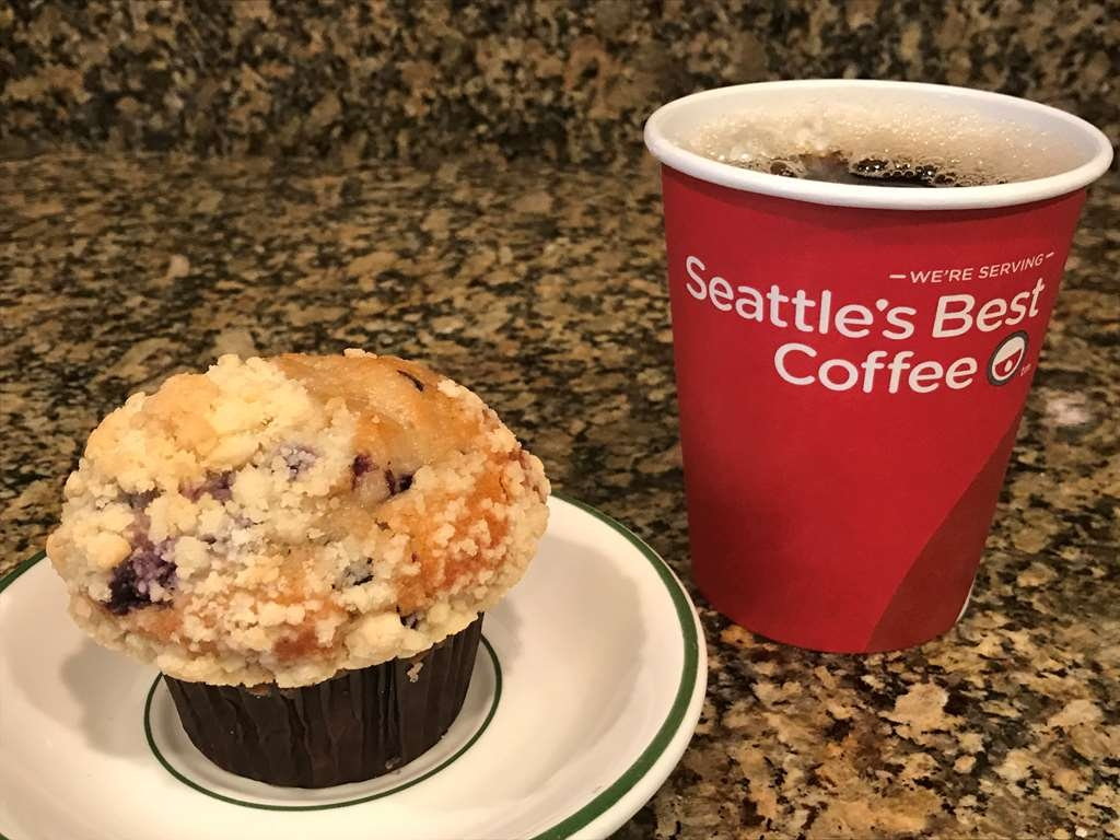 Best Western El Reno - Sit down and enjoy the morning news while sipping a delicious cup of Seattle's Best coffee.