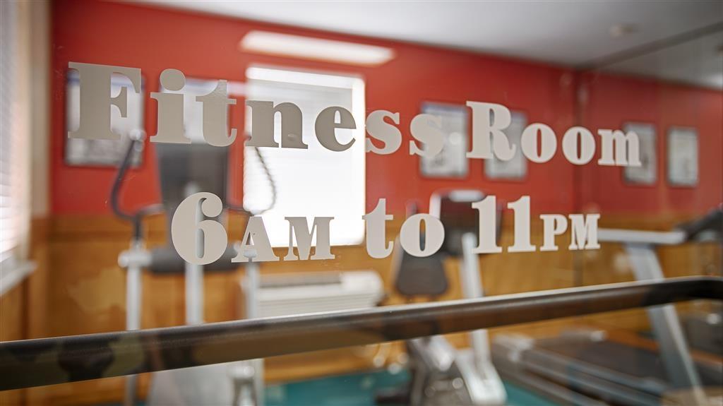 Best Western Markita Inn - Fitnessstudio