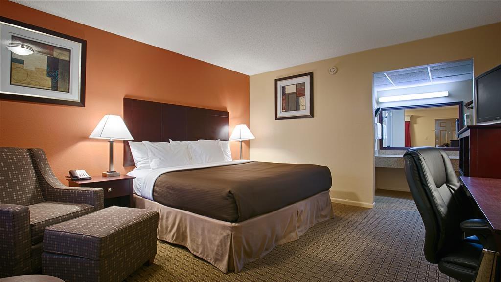 Best Western Markita Inn - Chambre king size