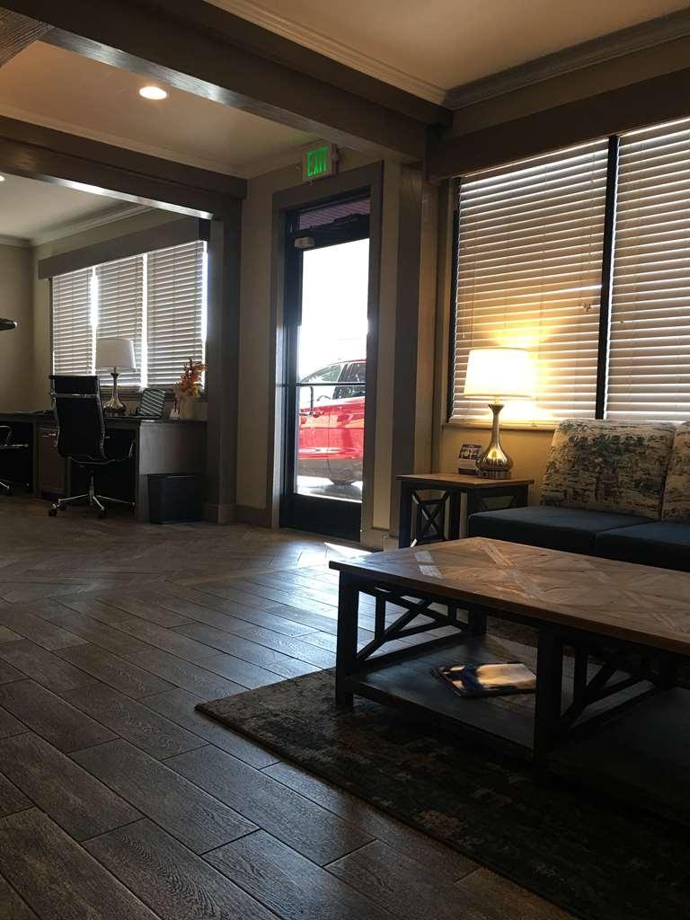 Best Western Markita Inn - Vue du lobby