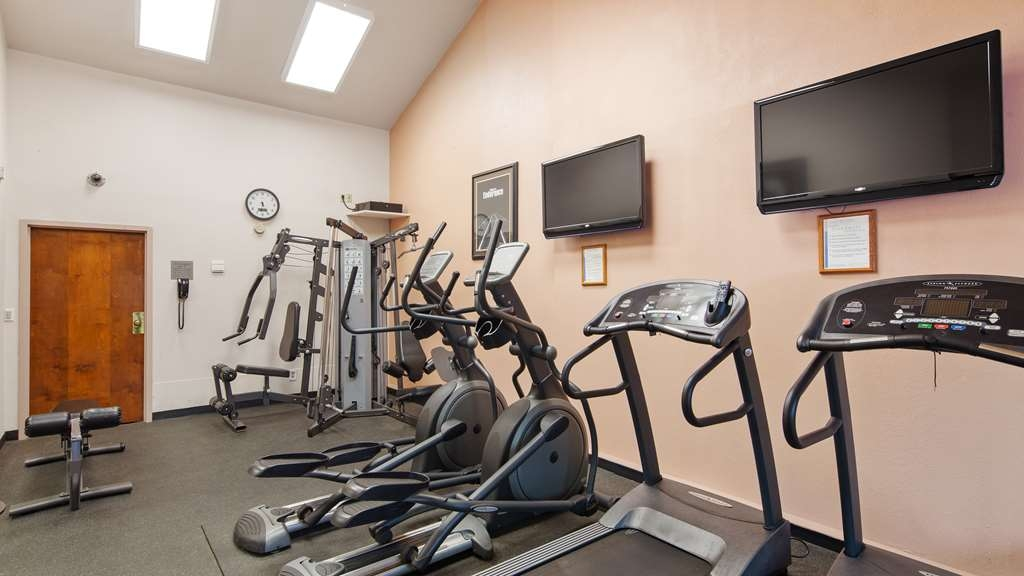 Best Western Plus Saddleback Inn & Conference Center - Fitness Center
