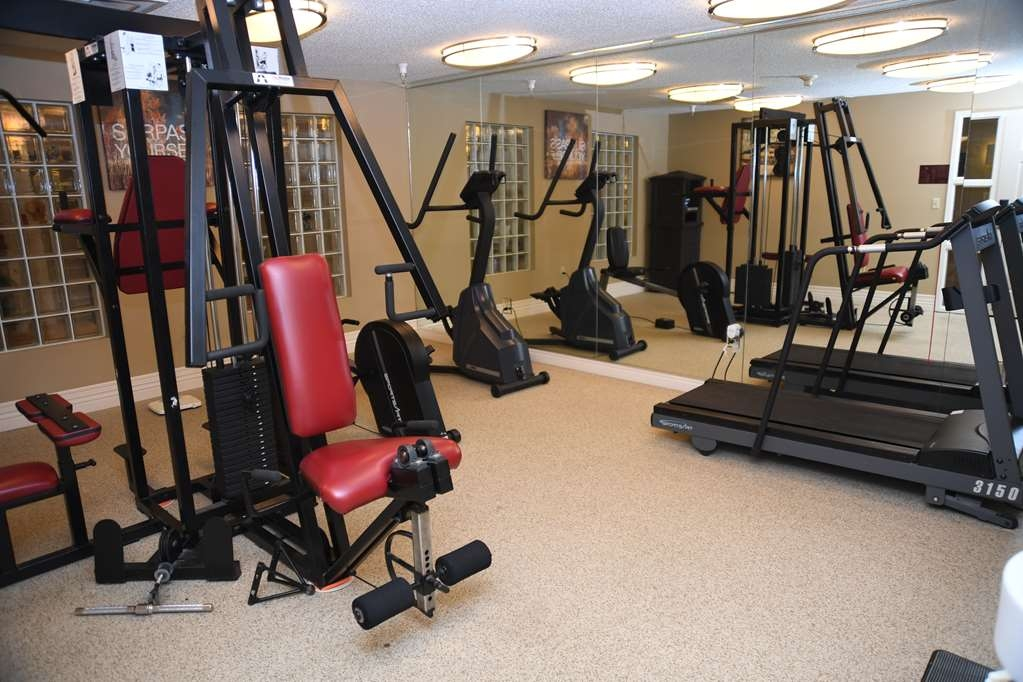 Best Western Okmulgee - Fitness Center