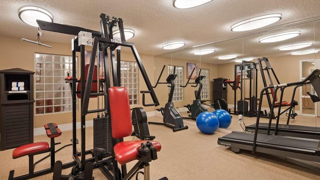 Best Western Okmulgee - Club de salud