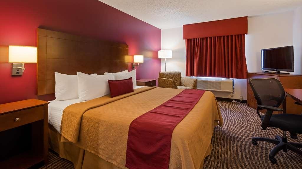 Best Western Okmulgee - King Guest Room