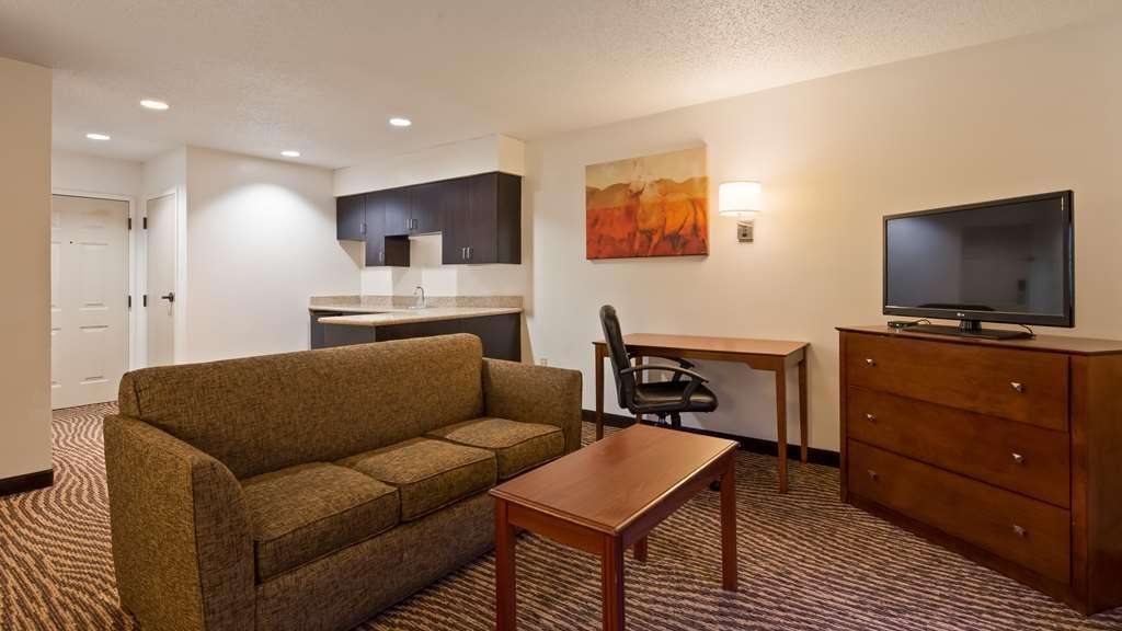 Best Western Okmulgee - King Suite
