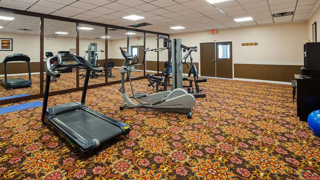 Best Western Airport - Fitness Center