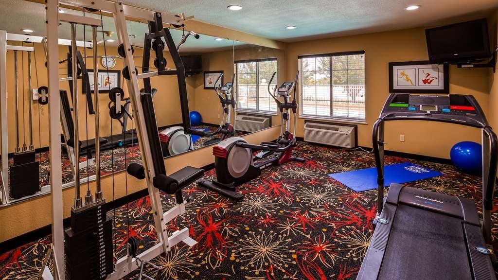 Best Western Kenosha Inn - Fitness Center