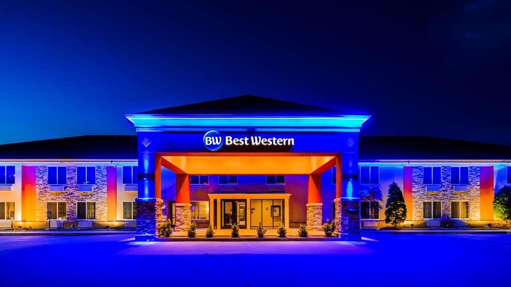 Best Western Kenosha Inn - Vista Exterior