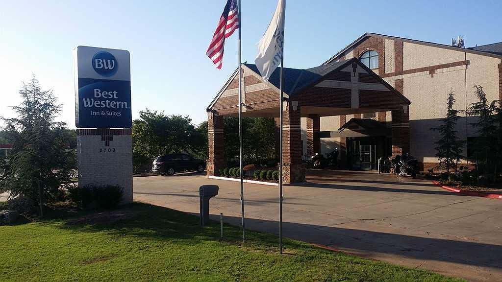 Best Western Edmond Inn & Suites - Area esterna