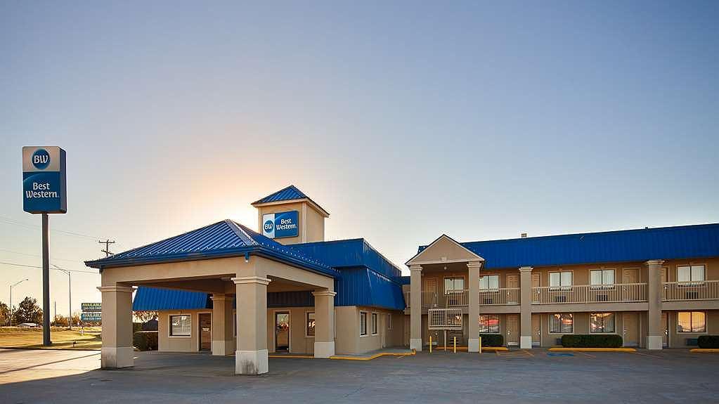 Best Western Inn of McAlester - Vista exterior