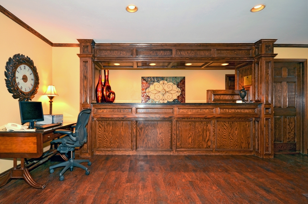Best Western Inn of McAlester - reception