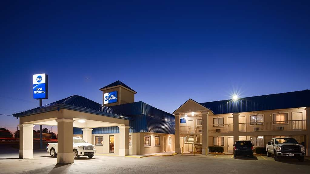 Best Western Inn of McAlester - Exterior
