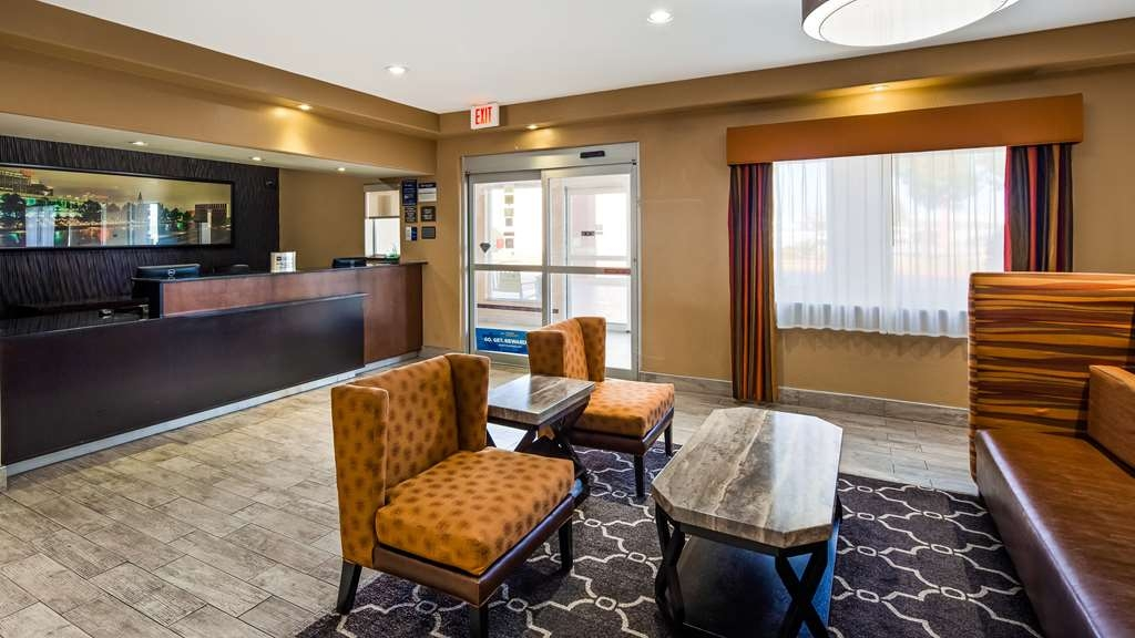 Best Western Greentree Inn & Suites - Our fantastic front desk staff will provide all the comforts of home for you during your stay.