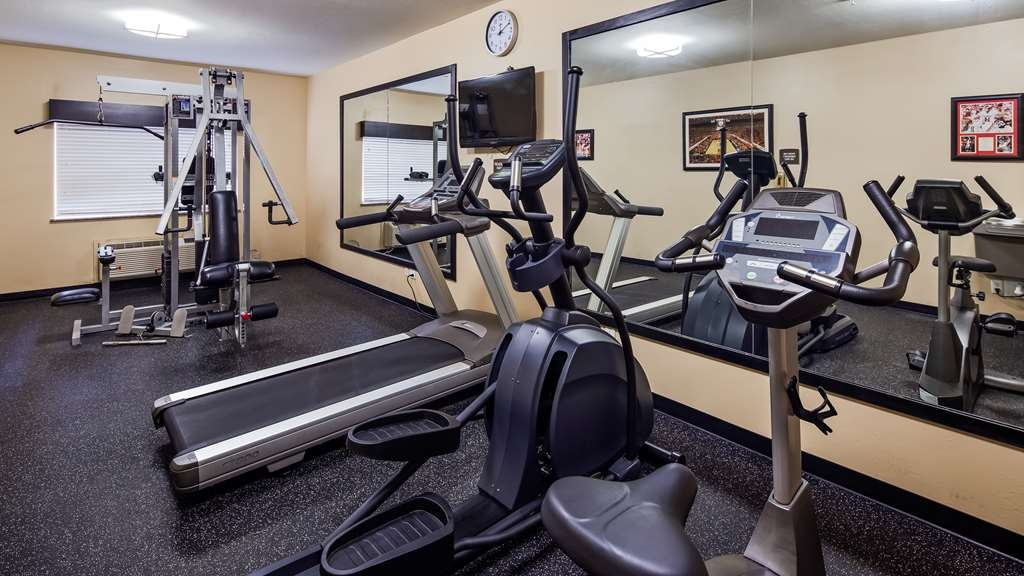 Best Western Greentree Inn & Suites - There is no need to take a break from your regular fitness routine during your stay with us.