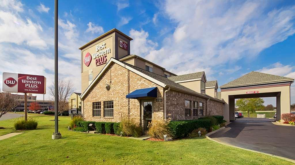 Best Western Plus Tulsa Inn & Suites - Area esterna