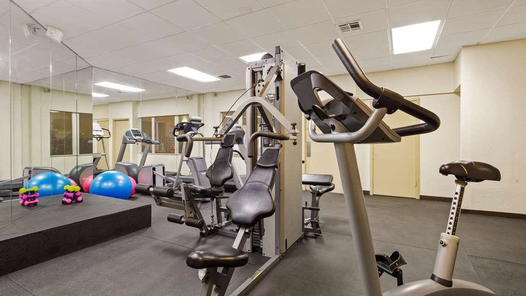 Best Western Plus Lawton Hotel & Convention Center - Fitnessstudio