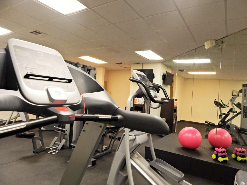 Best Western Plus Lawton Hotel & Convention Center - Fitness Center