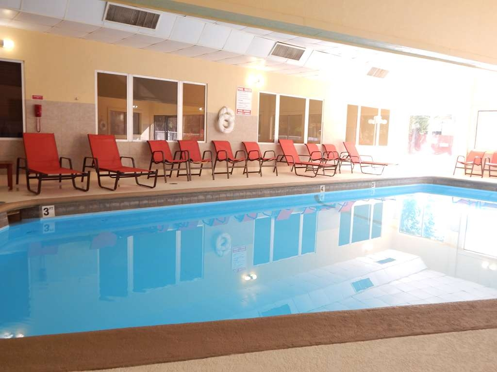 Best Western Plus Lawton Hotel & Convention Center - Indoor Heated Swimming Pool