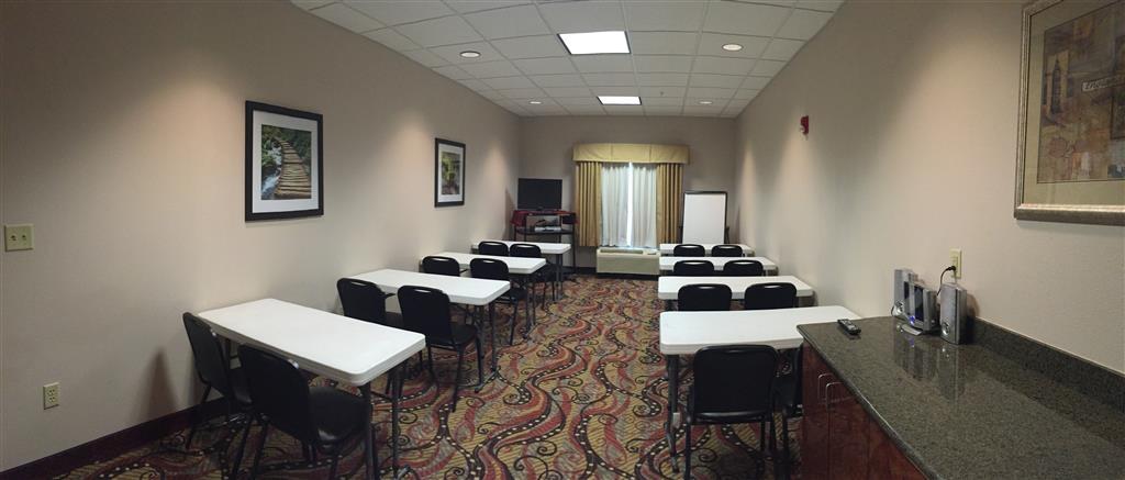 Best Western Plus Memorial Inn & Suites - Tagungsraum