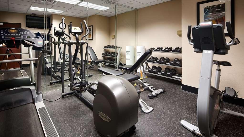 Best Western Plus Memorial Inn & Suites - Club de salud