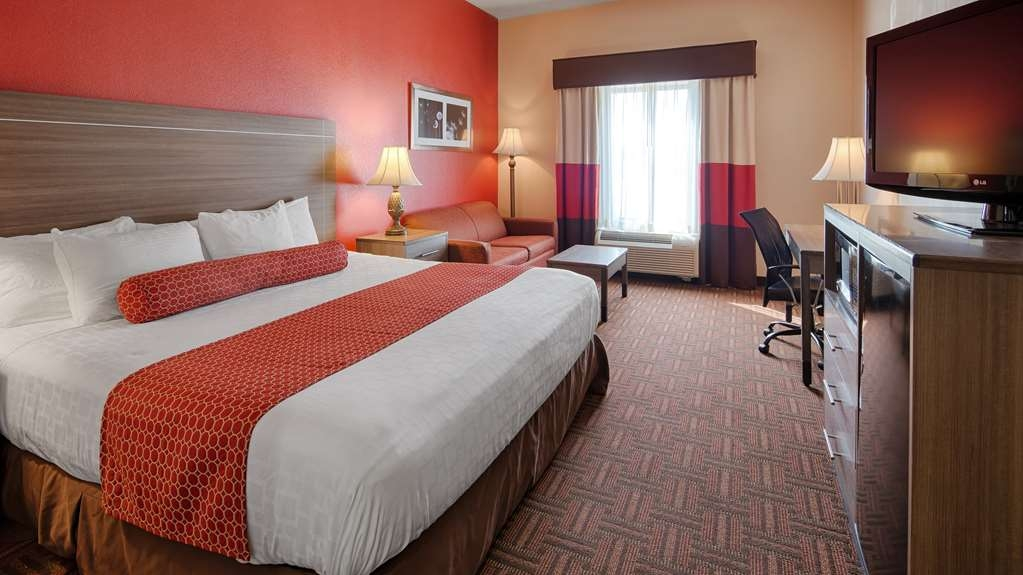 Best Western Plus Memorial Inn & Suites - Camere / sistemazione
