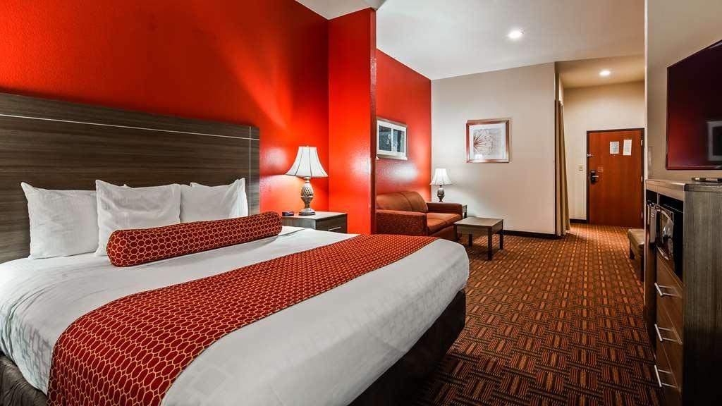 Best Western Plus Memorial Inn & Suites - Chambres / Logements