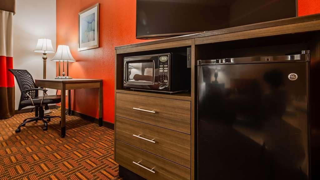 Best Western Plus Memorial Inn & Suites - Chambre d'agrément
