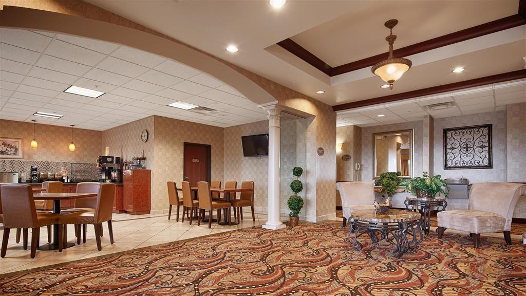 Best Western Plus Memorial Inn & Suites - Lobbyansicht