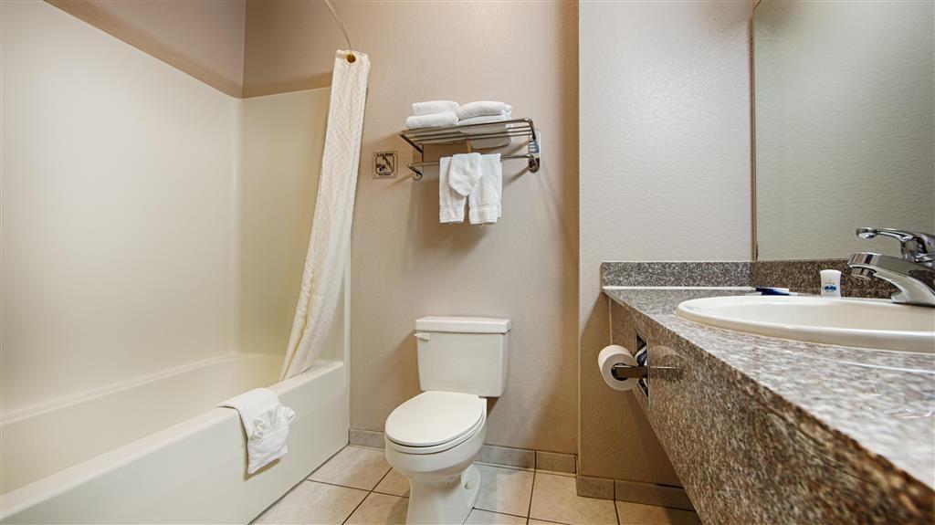Best Western Plus Memorial Inn & Suites - Salle de bain