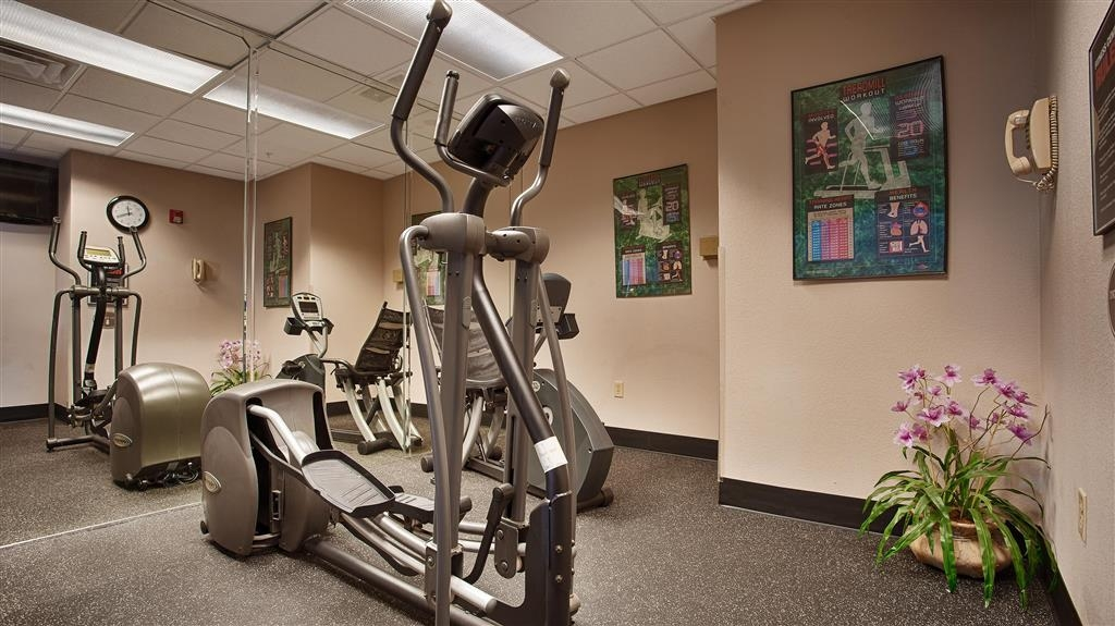 Best Western Plus Memorial Inn & Suites - exercise chambre
